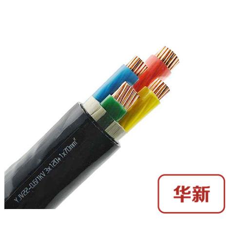 YJV22 低壓銅芯電力電纜